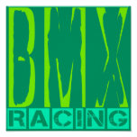 BMX Racing Posters