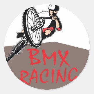 BMX RACING STICKER