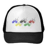 BMX rider bicyle cycling dirt track cyclist Cap