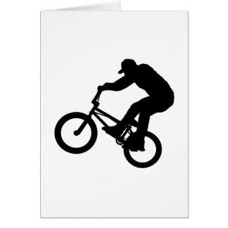 BMX Rider Card