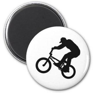 BMX Rider Magnets