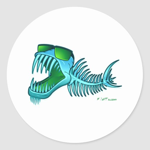 BnanneK Collection by FishTs.com Sticker