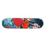 BNI Artist Mash Skate Deck