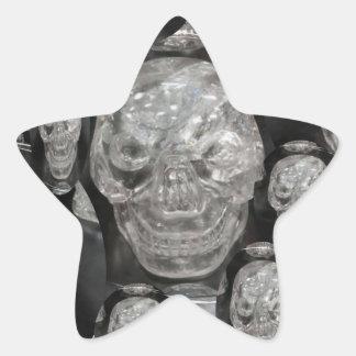 BNW Skull Master Scull Guru Star Sticker