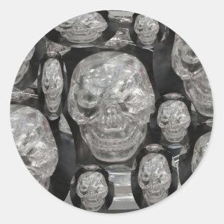BNW Skull Master Scull Guru Stickers