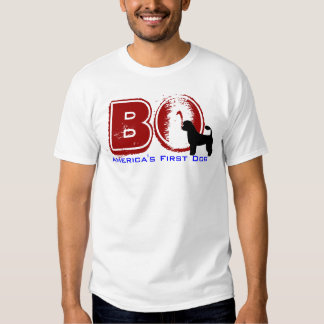 BO, America's First Dog Shirt