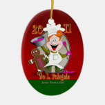 Bo L. Fulagele 2011 Ornament