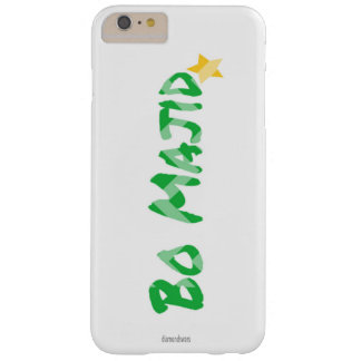bo majid name barely there iPhone 6 plus case
