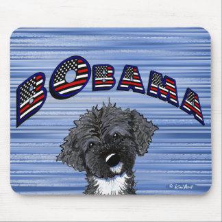 Bo Obama Portuguese Water Dog Mouse Mat
