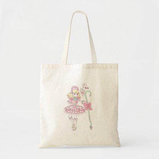 Bo & Peep Canvas Bags