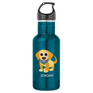 Bo the Dog 532 Ml Water Bottle