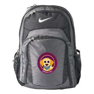 Bo the Dog Backpack