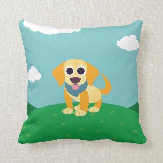 Bo the Dog Cushion