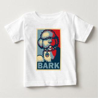 """Bo The Dog, Funny """"Obama HOPE"""" Baby T-Shirt"""