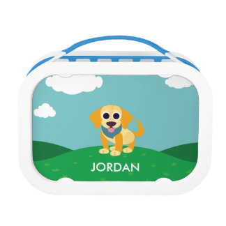 Bo the Dog Lunch Box