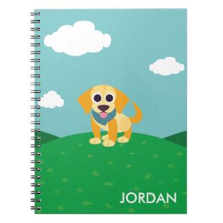 Bo the Dog Notebook