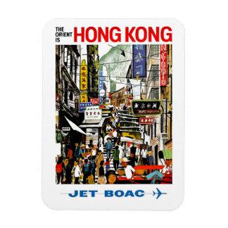 BOAC - Hong Kong Magnet