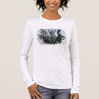 Boadicea, 1850s (bronze) (see also 33580) long sleeve T-Shirt