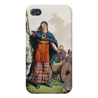 Boadicea, Queen of the Iceni iPhone 4 Cases