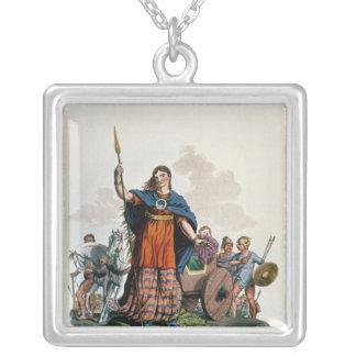 Boadicea, Queen of the Iceni Pendants