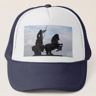 Boadicea Statue Hat