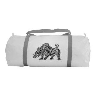 Boar Gym Duffel Bag