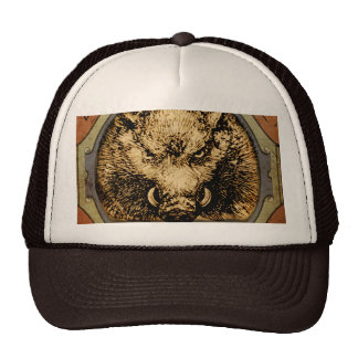 Boar Hairs Cap