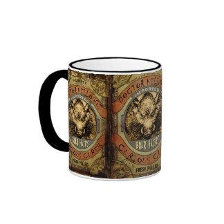 Boar Hairs Coffee Mug