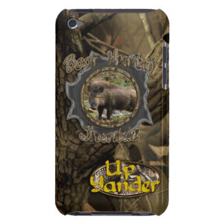 Boar Huntin' Junkie Case-Mate iPod Touch Case