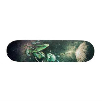 Board Alien - Designer 7 3/8 Board Custom Skate Board