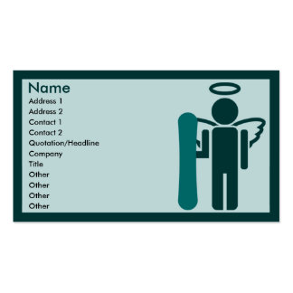 board angel : business card template