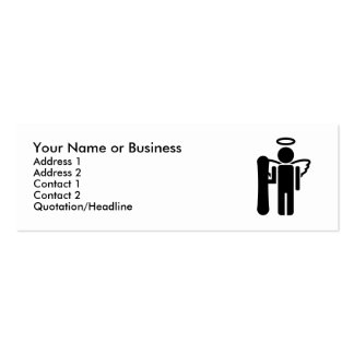 board angel : pack of skinny business cards