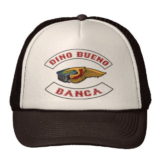 Board Dino Bueno Cap