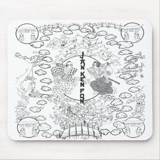 Board Game Mousepad