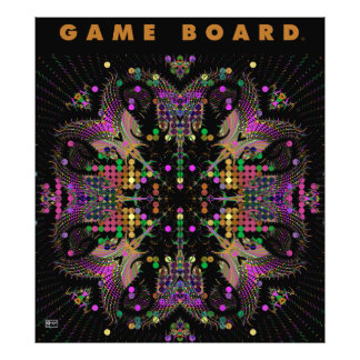 Board Game Art Photo