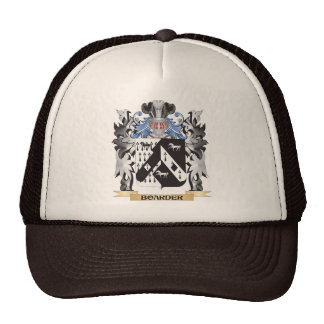 Boarder Coat of Arms - Family Crest Cap