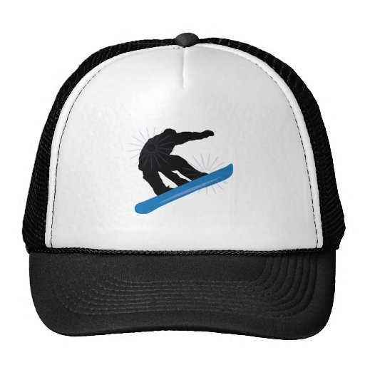 Boarder Trucker Hat