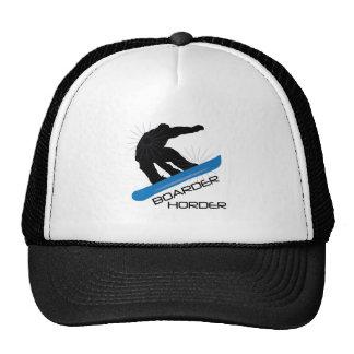 Boarder Horder Mesh Hat