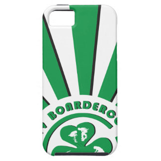 Boarderco rising shamrock iphone 5/5s case