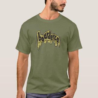Boarderco Soup tired green tshirt