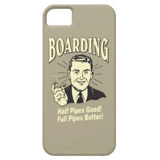 Boarding Half Pipe s Good Full Better iPhone 5/5S Cases