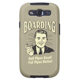 Boarding Half Pipe s Good Full Better Samsung Galaxy S3 Cases