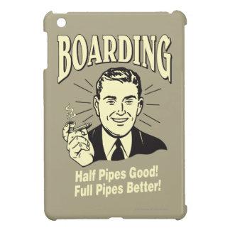 Boarding Half Pipe s Good Full Better iPad Mini Cases