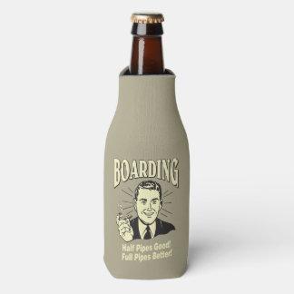 Boarding:Half Pipe's Good Full Better Bottle Cooler