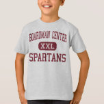 Boardman Centre - Spartans - Middle - Youngstown T-Shirt