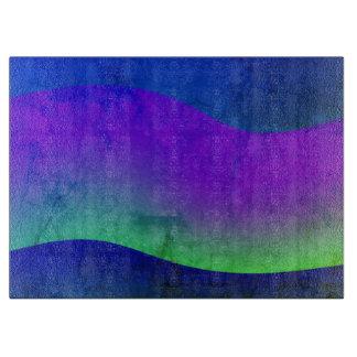Boards Elegant Chic Colorful Modern Wave Design