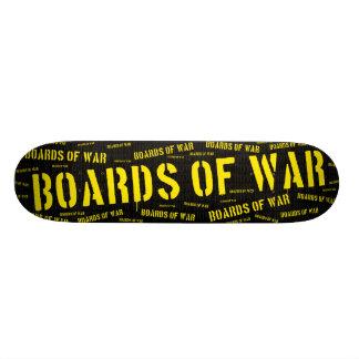 Boards Of War Endless Logos Deck Skate Board Decks