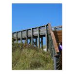 Boardwalk, Florida, Cape San Bur beach picture Postcards