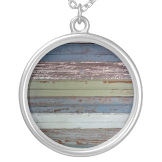 Boardwalk Round Pendant Necklace