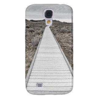 Boardwalk through the desert galaxy s4 case